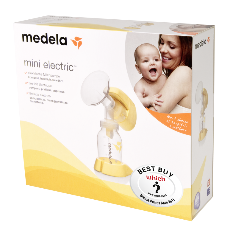 Medela Mini Electric Single Breastpump Wellbeing Universal Health