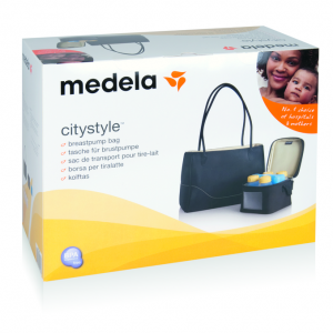 CityStyle breast pump bag with Cooler bag