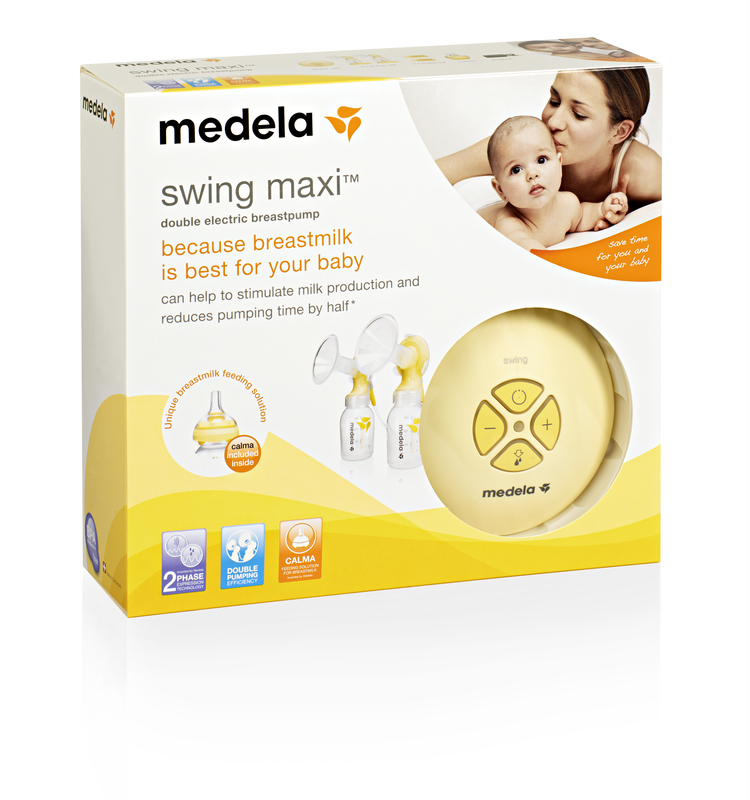 Medela Swing Maxi Double Electric Breastpump Wellbeing Universal