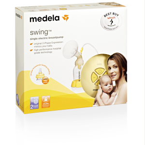 MEDELA SWING ELECTRIC SINGLE BREASTPUMP
