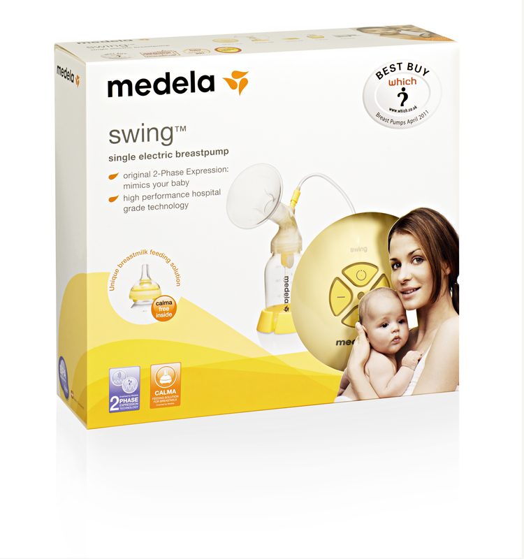 Medela Swing Electric Single Breastpump Wellbeing Universal Health